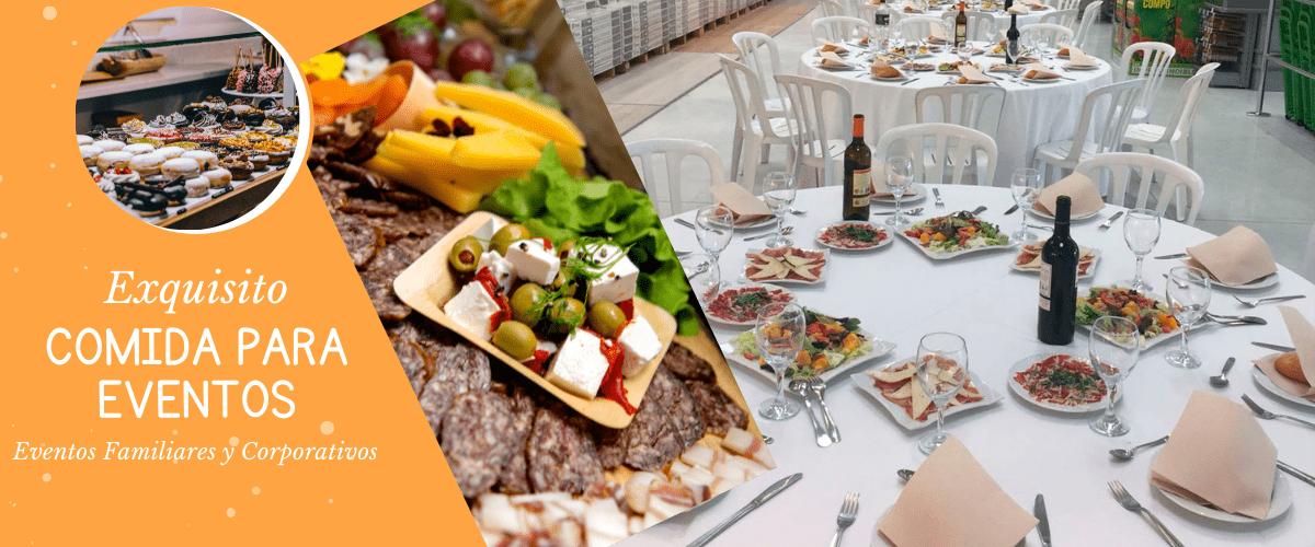 catering, buffet y comida para eventos-min